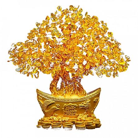 Cây Tài Lộc Trang Trí (16 x 8 x 18cm)