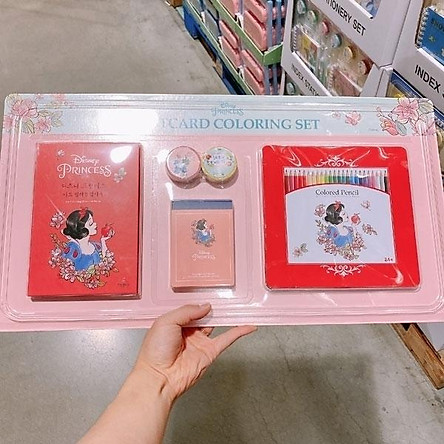 Hope Plus Coloring Book Set