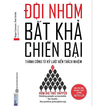 combo 2 cuốn sách: + Đội Nhóm Bất Khả Chiến Bại + 100 phương pháp truyền động lực cho đội nhóm chiến thắng