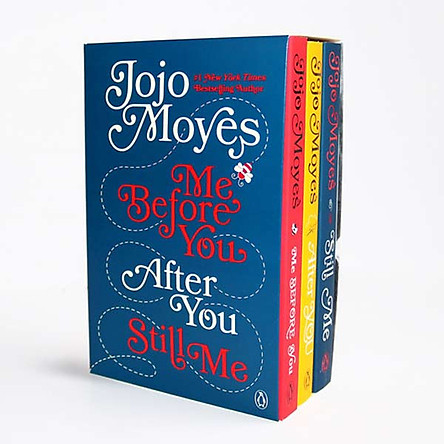 Me Before You, After You, and Still Me (3-Book Boxed Set) (Me Before You Trilogy)