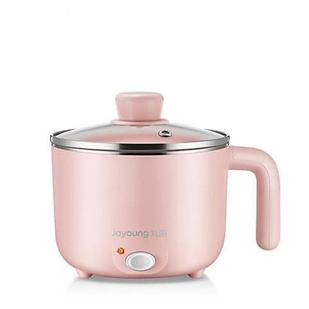 Joyoung Multi Functions Cooker GD76 Electric Cooking Pot Desktop Mini Hot Pot Fast Heating Automatic Off