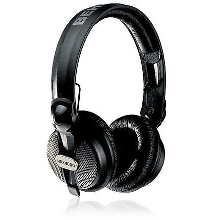 Tai nghe chụp tai chuyên nghiệp cho DJ, Music Producer Behringer HPX4000-Hàng Chính Hãng