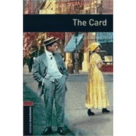 Oxford Bookworms Library (3 Ed.) 3: The Card MP3 Pack