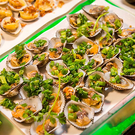 Buffet HAHA BBQ - Buffet Nướng Hơn 50 Món