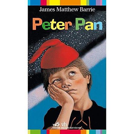 Sách - Peter Pan (TB 2019) (tặng kèm bookmark thiết kế)