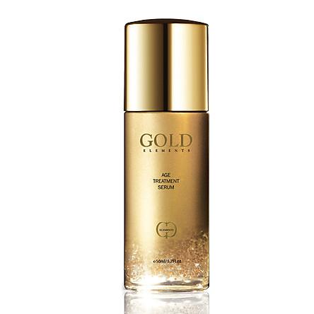 Serum chống lão hóa cho da mặt Gold Elements Age Treatment Face Serum