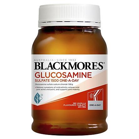 Thực Phẩm Chức Năng Blackmores Glucosamine Sulfate 1500mg 180 viên