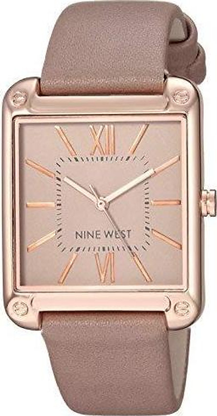 Nine West Women's NW/2116 Strap Watch