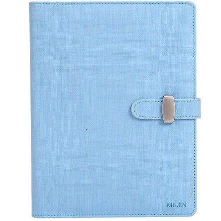 Morning light (M & G) APYG4811 excellent goods A5 loose skin leather coil book book 80 pages orange