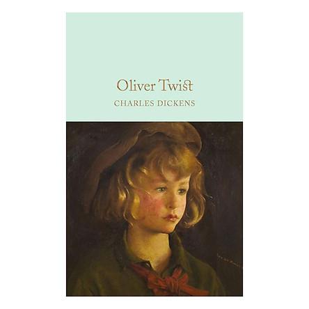 Macmillan Collector's Library: Oliver Twist (Hardback)