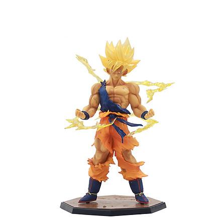 Mô hình Songoku Power Max - Dragon Ball 17cm