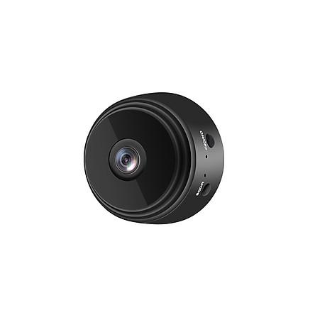 Camera Góc Rộng A9 Wifi Quan Sát Ban Đêm Hd 720P Có Lắp Đặt Từ Tính