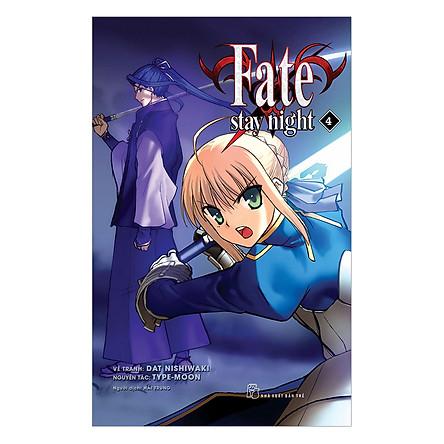 Fate Stay Night 04