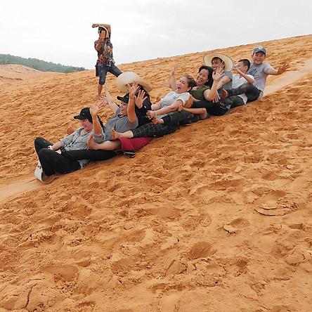 Tour Du lịch Phan Thiết - Mũi Né - 2 Ngày 1 Đêm - Thưởng thức BBQ Hải sản