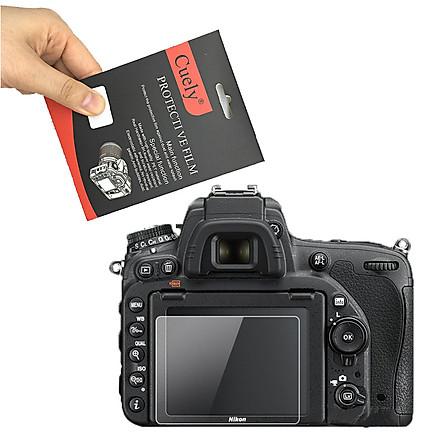 Miếng dán màn hình cường lực cho máy ảnh Nikon D5100/D5200