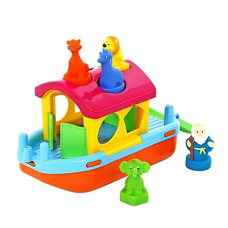 Con thuyền của Noah đồ chơi - Wader Toys