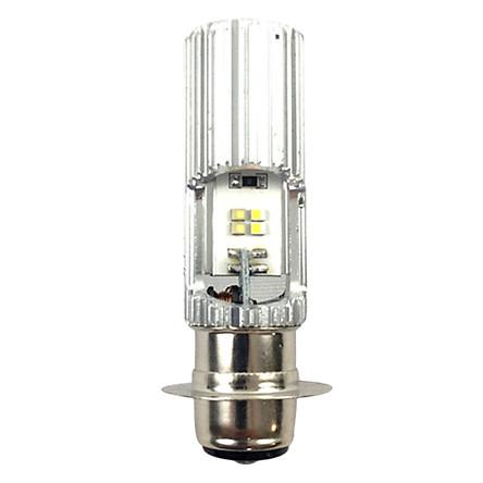 Đèn Pha LED M5 2 Chân 8 Tim Dành Cho Xe Dream, Wave Thế Hệ Cũ