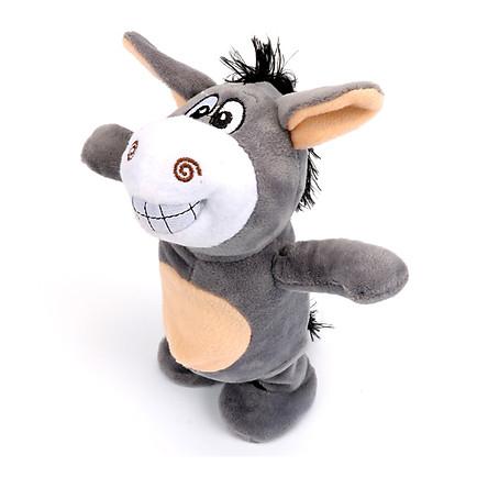 Thú Bông Chú Lừa Donkey, Biết Hát, Biết Nhại Tiếng Người