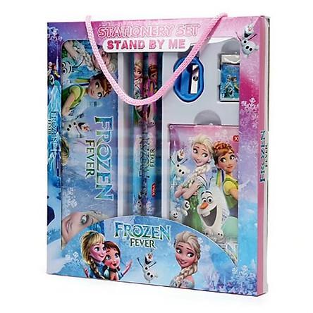 Bộ dụng cụ học tập 7 món Frozen cho bé