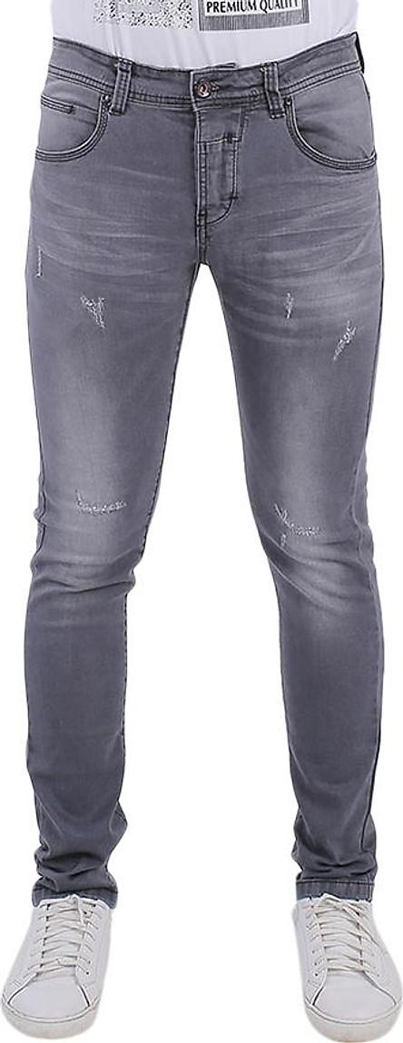 Quần Jeans Skinny Nam A91 JEANS Thời Trang 195 MSKBS195GY - Xám
