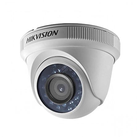 Camera HD-TVI bán cầu 2MP Hikvision DS-2CE56D0T-IR - Hàng chính hãng