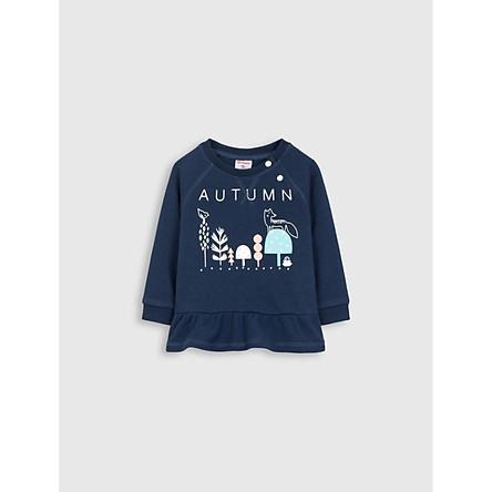 Áo mặc nhà bé gái sơ sinh 4TW18W002 CANIFA
