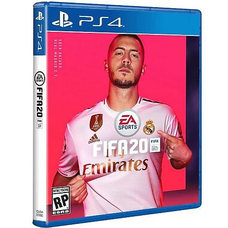 Game Fifa 2020 Cho Máy Game Playstation 4 - Hàng Nhập Khẩu