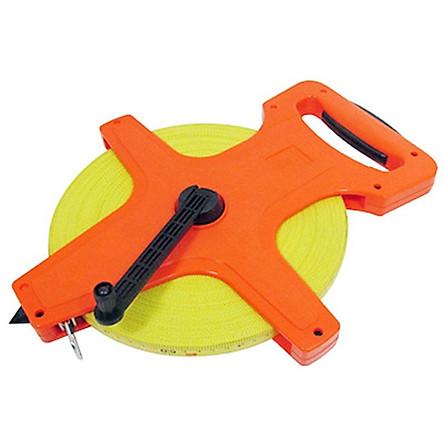 Thước dây sợi thủy tinh 100m Truper - 12645 (TFC-100ME)