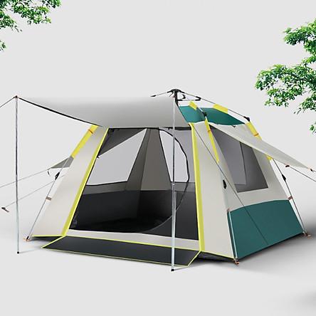 Lều cắm trại 4 người 2020 (Màu Ngẫu Nhiên)