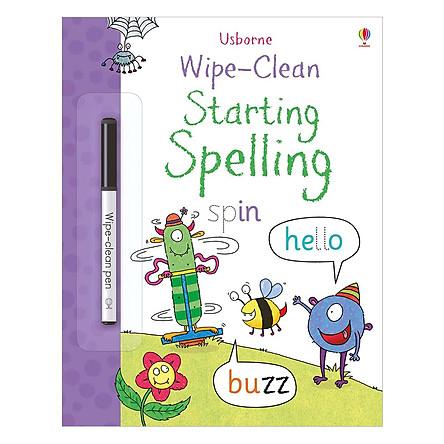 Usborne Starting Spelling