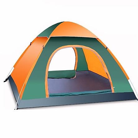 Lều cắm trại chống nước tự bung dành cho 2 người cỡ lớn 1m5x2m