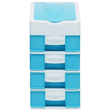 Tủ Nhựa Mini Fashion Đại Đồng Tiến 5 Ngăn