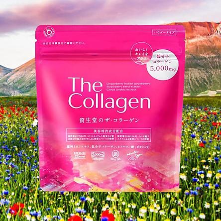 The Collagen dạng bột 126g Hỗ Trợ Làm Đẹp Da
