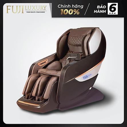 Ghế Massage Fuji Luxury FJ S650