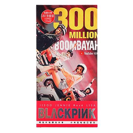 Bộ Postcard Ban Nhạc Blackpink