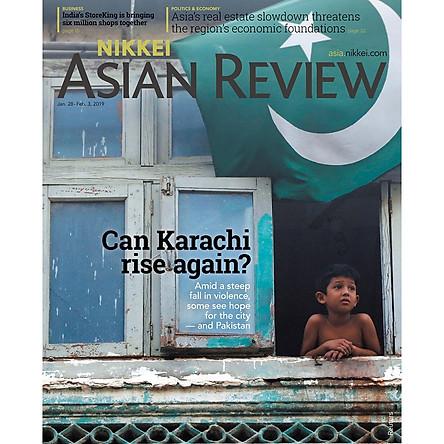 Nikkei Asian Review: Can Karachi Rise Again - 04.19