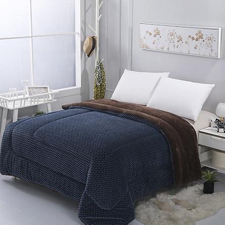 Chăn lông cừu cao cấp Luxy Nanara Life Nhật Bản - Nhập khẩu chính hãng