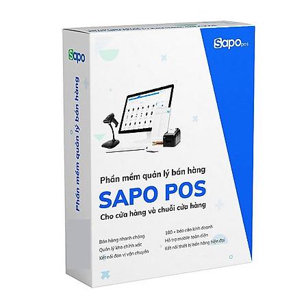 Phần mềm quản lý bán hàng Sapo POS - Gói 5 năm