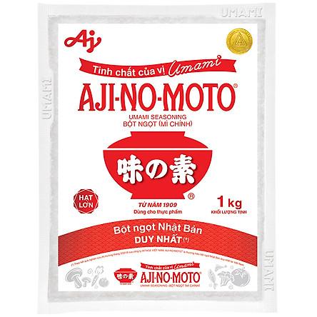 Bột Ngọt Ajinomoto 1Kg (Hạt Lớn)