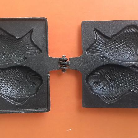 Khuôn làm bánh cá Tayaki