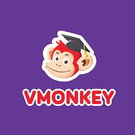 Phần mềm tiếng Anh - Vmonkey