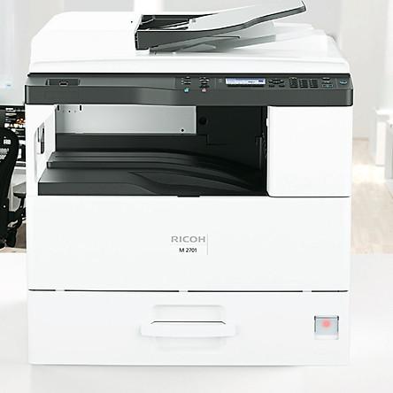 Máy photocopy Ricoh M2701 Hàng Chính Hãng