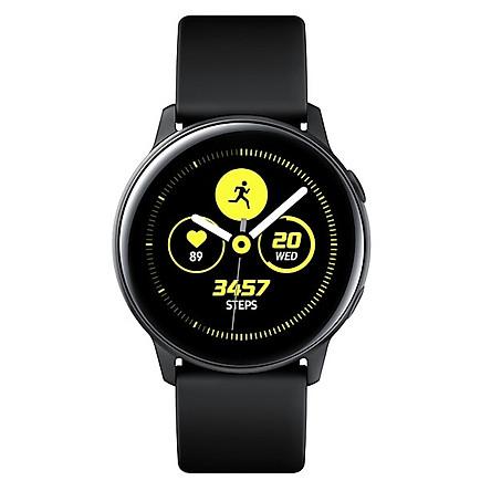 Đồng Hồ Thông Minh Theo Dõi Vận Động Theo Dõi Sức Khỏe Samsung Galaxy Watch Active SM-R500 - Hàng Chính Hãng