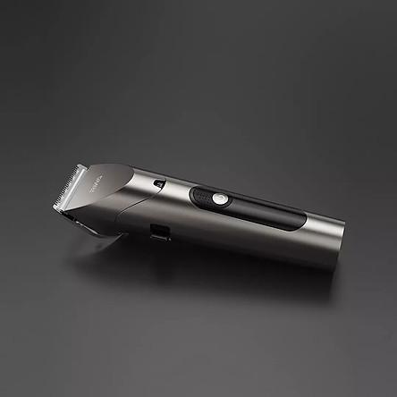 Tông đơ cắt tóc xiaomi RIWA lưỡi thép không gỉ mạnh mẽ, màn hình LED có thể được làm sạch, tiếng ồn thấp