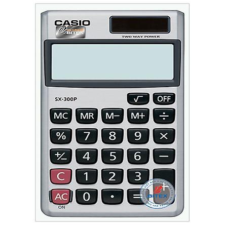 Máy tính CASIO SX300P-W-DP