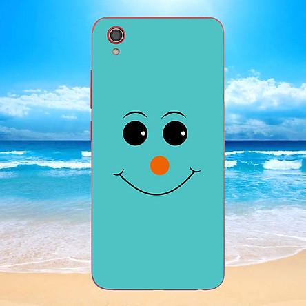 Ốp điện thoại dành cho máy Vivo Y91C - emojis nhiều cảm xúc MS EMGES058