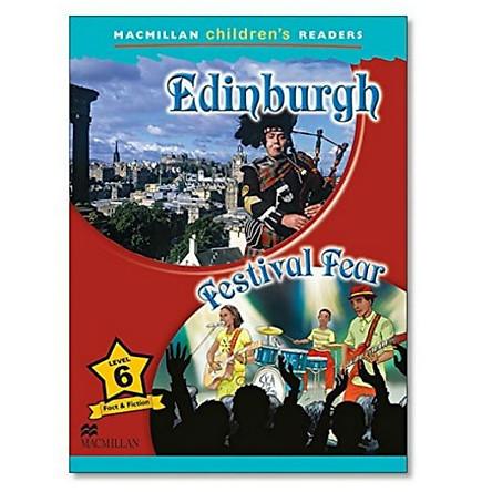 Macmillan Children's Readers 6: Edinburgh