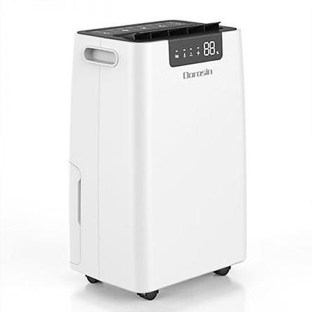 Máy hút ẩm gia dụng chính hãng Dorosin ER-660E (110m2)/Công suất hút ẩm 60lít/ngày/Cảm ứng điện tử thông minh