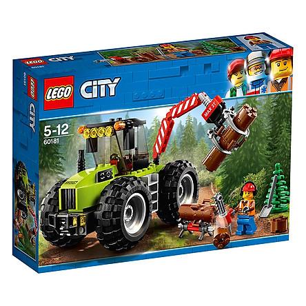 Xe Kéo Đi Rừng LEGO 60181 (174 Chi Tiết)