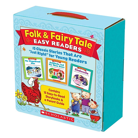 Folk and Fairy Tale Box Set With CD